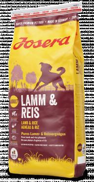 LAMB & RICE