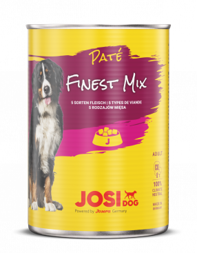 JOSIDOG PATÉ FINEST MIX